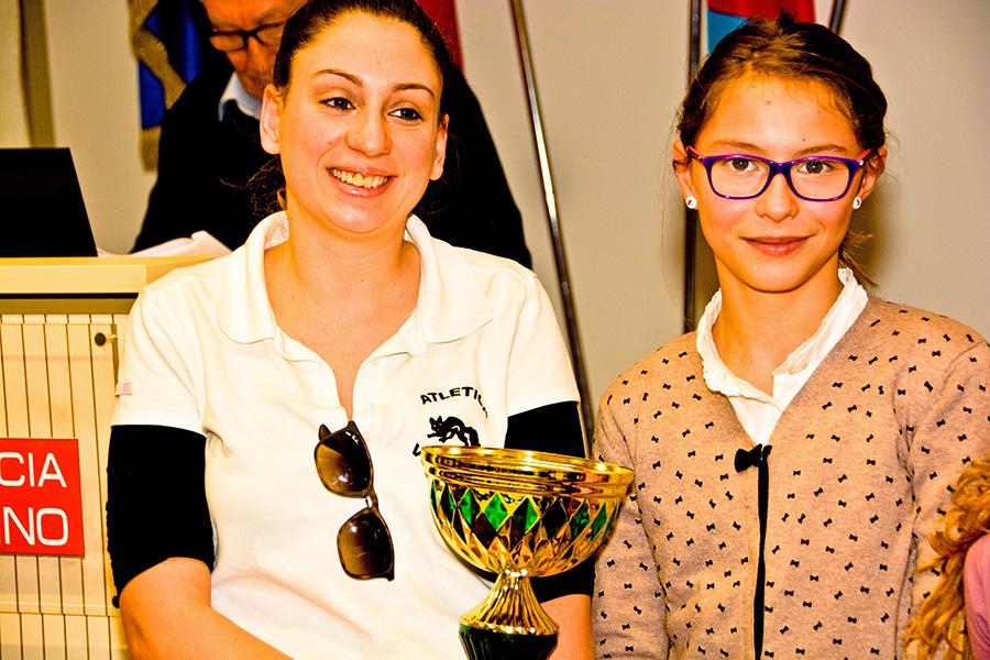 Esordienti premiati dalla FIDAL Torino