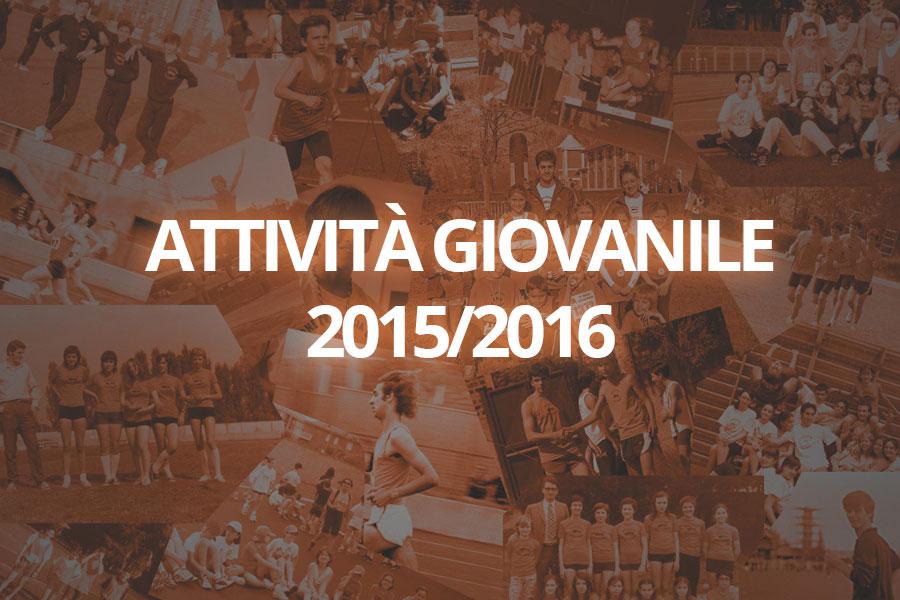 Attività Giovanile 2015/2016