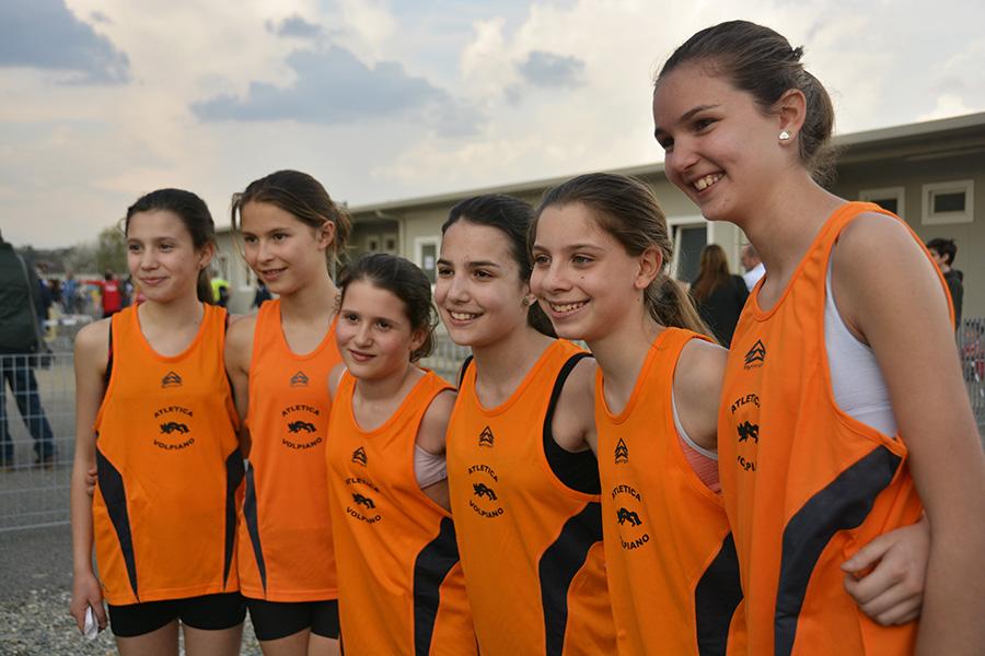 Campionati Regionali Staffette 2016