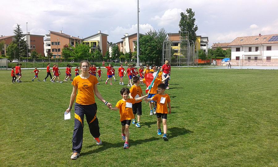Esordienti a Borgaretto, CDS Ragazze a Novara!